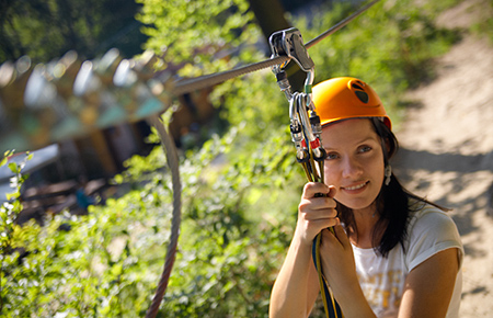Farallon Zip Line Eco Adventure